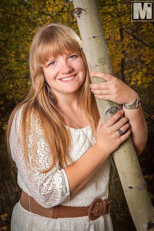 Kaycie DePorter, Senior at East High School.