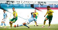 Football - 2019 / 2020 Premier League - Manchester City vs Norwich City<br /> <br /> Gabriel Jesus of Manchester City at the Etihad Stadium.<br /> <br /> COLORSPORT/LYNNE CAMERON