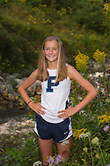 Genevieve Cromb 2015 PHS Cross Country Team