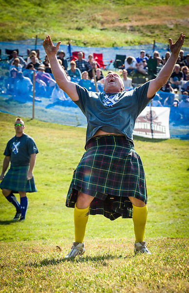 Scottish Heavy Athletes at the New Hampshire Highland Games, Loon Mountain Resort, Lincoln, New Hampshire. All Content is Copyright of Kathie Fife Photography. Downloading, copying and using images without permission is a violation of Copyright.