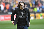 Wycombe Wanderers manager Gareth Ainsworth during the EFL Sky Bet League 1 match between Milton Keynes Dons and Wycombe Wanderers at stadium:mk, Milton Keynes, England on 1 February 2020.