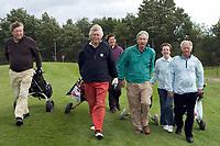 Heelsum - Deelnemers aan Van Lanschot bankiers , sponsor bij  de Golfjournaalbeker 2006 op de Heelsumse GC.  Op de foto Willem vd Elskamp.COPYRIGHT KOEN SUYK