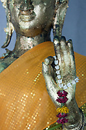 A Buddha Statue in Bangkok, Thailand