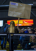 KELOWNA, CANADA - DECEMBER 30:  BCAA at the Kelowna Rockets game on December 30, 2017 at Prospera Place in Kelowna, British Columbia, Canada.  (Photo By Cindy Rogers/Nyasa Photography,  *** Local Caption ***
