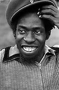 Jamaican Poet : Michael Smith