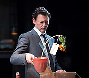 Ink <br /> by James Graham <br /> directed by Rupert Goold <br /> world premier <br /> at Almeida Theatre, London, Great Britain <br /> press photocall 26th June 2017 <br /> <br /> <br /> Richard Coyle as Larry Lamb <br /> <br /> <br /> Photograph by Elliott Franks <br /> Image licensed to Elliott Franks Photography Services