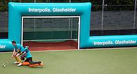 PIJNACKER - Districtsfinales  van het Interpolis NK Shoot Out toernooi op HC Pijnacker. © 2015 COPYRIGHT KOEN SUYK