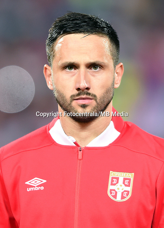 Jagos Vukovic, Serbia vs Wales. World Cup qualifications<br /> Belgrade 11.06.2017