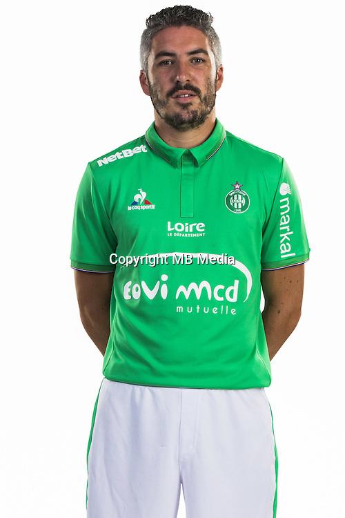 Fabien Lemoine <br /> Photo : ASSE / Icon Sport