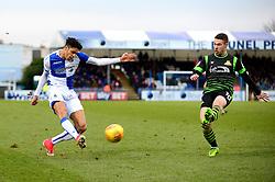 Daniel Leadbitter of Bristol Rovers - Mandatory by-line: Dougie Allward/JMP - 23/12/2017 - FOOTBALL - Memorial Stadium - Bristol, England - Bristol Rovers v Doncaster Rovers - Skt Bet League One