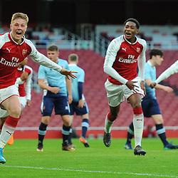 Arsenal v Blackpool , FA Youth Cup, 16 April 2018
