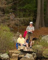St Paul's crew on Turkey Pond.  Karen Bobotas Photographer