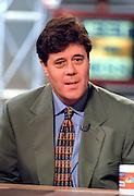Journalist David Maraniss discusses President Clinton's grand jury testimony on Meet the Press August 16th, 1998 in Washington, DC.