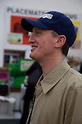 ARTIST; MICHAEL LANDY, Frieze Art Fair 2008. Regent's Park. London. 15 October 2008 *** Local Caption *** -DO NOT ARCHIVE -Copyright Photograph by Dafydd Jones. 248 Clapham Rd. London SW9 0PZ. Tel 0207 820 0771. www.dafjones.com