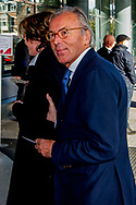 AMSTERDAM - Eelco Brinkman Herdenkingsbijeenkomst in het Concertgebouw voor de overleden oud-premier Wim Kok.