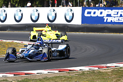 September 2, 2018 - Portland, Oregon, United Stated - TAKUMA SATO (30) of Japan battles for position during the Portland International Raceway at Portland International Raceway in Portland, Oregon. (Credit Image: © Justin R. Noe Asp Inc/ASP via ZUMA Wire)