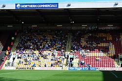 Bristol rovers fans. - Mandatory by-line: Alex James/JMP - 17/09/2016 - FOOTBALL - Coral Windows Stadium - Bradford, England - Bradford City v Bristol Rovers - Sky Bet League One
