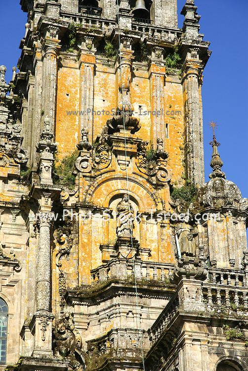 St James Cathedral Santiago de Compostela, Galicia, Spain