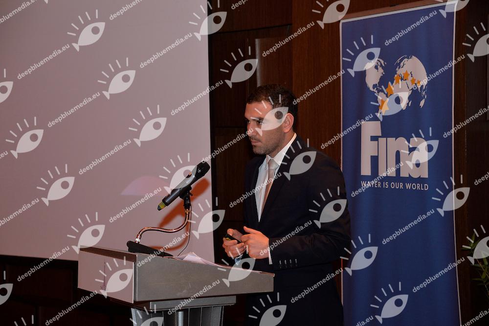 Fina Events Bids Meeting<br /> Doha (Qatar) 02 December 2014<br /> Photo Giorgio Scala / Deepbluemedia