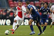 Onderwerp/Subject: Ajax - NEC - Eredivisie<br /> Reklame:  <br /> Club/Team/Country: <br /> Seizoen/Season: 2012/2013<br /> FOTO/PHOTO: Danny HOESEN (L) of Ajax in duel with Gudlaugur PALSSON ( Gudlaugur Victor PALSSON ) of NEC. (Photo by PICS UNITED)<br /> <br /> Trefwoorden/Keywords: <br /> #04 $94 ±1355239233217 ±1355239233217<br /> Photo- & Copyrights © PICS UNITED <br /> P.O. Box 7164 - 5605 BE  EINDHOVEN (THE NETHERLANDS) <br /> Phone +31 (0)40 296 28 00 <br /> Fax +31 (0) 40 248 47 43 <br /> http://www.pics-united.com <br /> e-mail : sales@pics-united.com (If you would like to raise any issues regarding any aspects of products / service of PICS UNITED) or <br /> e-mail : sales@pics-united.com   <br /> <br /> ATTENTIE: <br /> Publicatie ook bij aanbieding door derden is slechts toegestaan na verkregen toestemming van Pics United. <br /> VOLLEDIGE NAAMSVERMELDING IS VERPLICHT! (© PICS UNITED/Naam Fotograaf, zie veld 4 van de bestandsinfo 'credits') <br /> ATTENTION:  <br /> © Pics United. Reproduction/publication of this photo by any parties is only permitted after authorisation is sought and obtained from  PICS UNITED- THE NETHERLANDS
