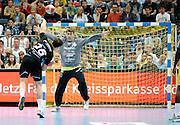 DESCRIZIONE : Handball coupe des coupes finale Tremblay Gummersbach<br /> GIOCATORE : Pocuca Dragan<br /> SQUADRA : Tremblay<br /> EVENTO : Coupe d'europe 2010-2011<br /> GARA : Tremblay Gummersbach<br /> DATA : 20/05/2011<br /> CATEGORIA : Handball Coupe d'europe<br /> SPORT : Handball<br /> AUTORE : JF Molliere par Agenzia Ciamillo-Castoria <br /> Galleria : France Hand 2010-2011 Action<br /> Fotonotizia : coupe des coupe finale Tremblay Gummersbach<br />   Match retour a Cologne