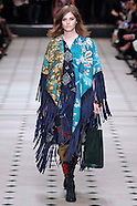 Burberry Prorsum Women's Fall 2015