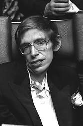 March 13, 2018 - FILE - STEPHEN HAWKING has died due to amyotrophic lateral sclerosis, a progressive neurodegenerative, he was 76. The British theoretical physicist was known for his groundbreaking work with black holes and relativity, and was the author of several popular science books including A Brief History of Time. PICTURED: Jan. 1, 2011 - STEPHEN HAWKING.