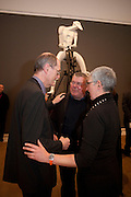 SIR RICHARD CORK; KEN COOK ANN CHRISTOPHER, Wild Thing: Epstein, Gaudier-Brzeska, Gill. Royal Academy. Piccadilly. London. 20 October 2009.