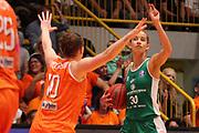 Jessica KUSTER<br /> Passalacqua Ragusa vs Famila Schio<br /> Lega Basket Femminile 2017/2018<br /> Schio, 13/05/2018<br /> Foto E. Castoria/Ag. Ciamillo-Castoria