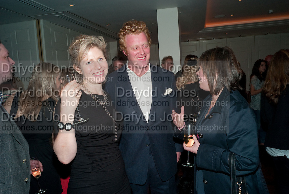 CATHY DE MONCHEAUX; JOHNNIE BODEN; JANE WILSON, The after-party after the premiere of Duncan Ward&Otilde;s  film &Ocirc;Boogie Woogie&Otilde; ( based on the book by Danny Moynihan). Westbury Hotel. Conduit St. London.  13 April 2010<br /> CATHY DE MONCHEAUX; JOHNNIE BODEN; JANE WILSON, The after-party after the premiere of Duncan Ward&rsquo;s  film &lsquo;Boogie Woogie&rsquo; ( based on the book by Danny Moynihan). Westbury Hotel. Conduit St. London.  13 April 2010