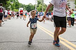 kid's one mile fun run