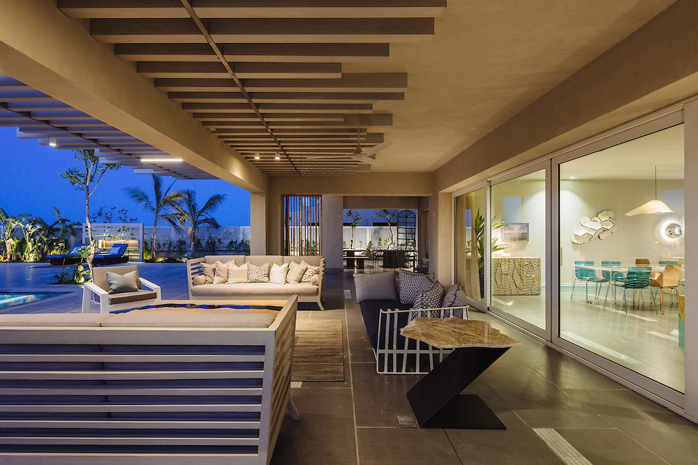 Hacienda Bay Villa in the North Coast | Client: tDf Architects