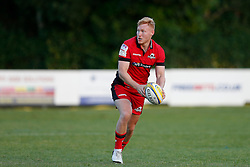 Rory Scholes of Edinburgh Rugby - Mandatory by-line: Matt McNulty/JMP - 19 August 2016 - RUGBY - Heywood Road Stadium - Manchester, England - Sale Sharks v Edinburgh Rugby - Pre-Season Friendly