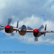 P-38 Lightning, WWII Fighter