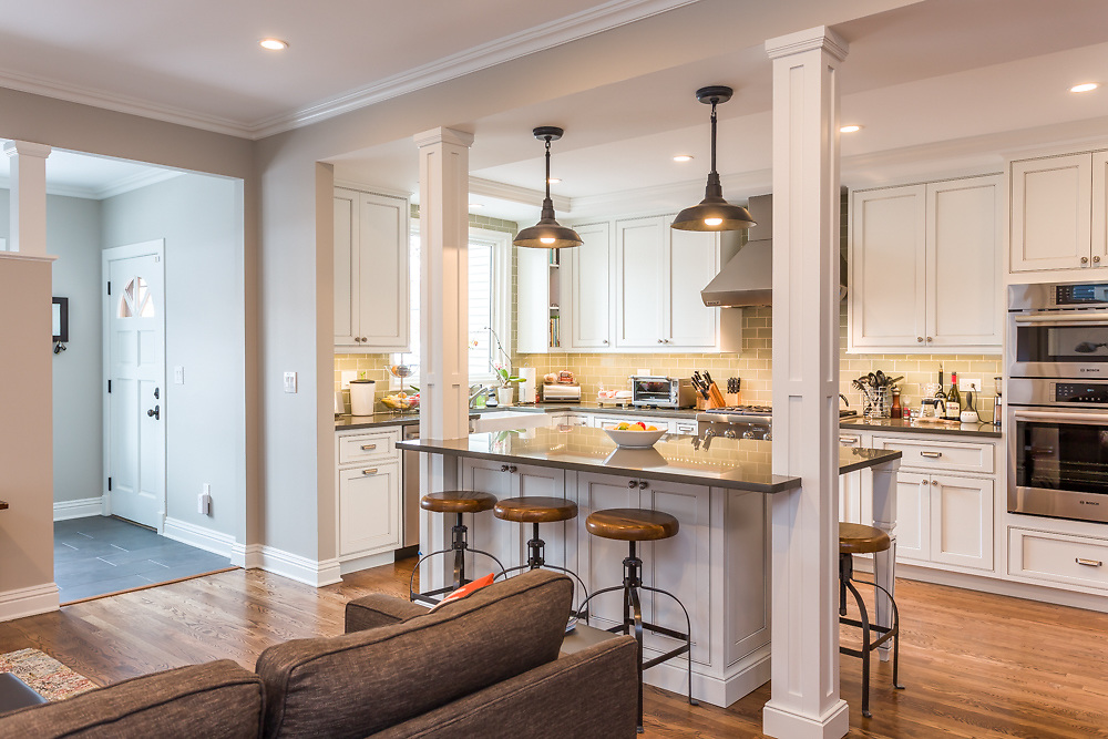 Transitional Residential Kitchen