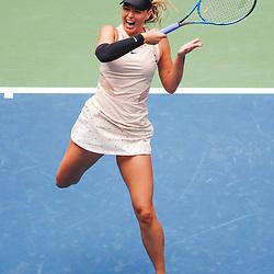 Maria Sharapova during the Us Open 2017