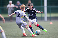 Dundee under 11s v Morton: SPFL Development League at University Grounds, Riverside, Dundee, Photo by David Young<br /> <br /> <br />  - &copy; David Young - www.davidyoungphoto.co.uk - email: davidyoungphoto@gmail.com