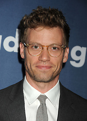 Barrett Foa, 27th Annual GLAAD Media Awards, at The Beverly Hilton Hotel, April 2, 2016 - Beverly Hills, California. EXPA Pictures © 2016, PhotoCredit: EXPA/ Photoshot/ Celebrity Photo<br /> <br /> *****ATTENTION - for AUT, SLO, CRO, SRB, BIH, MAZ, SUI only*****