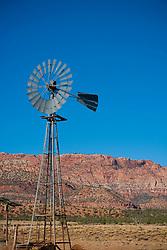 Windmill in Utah