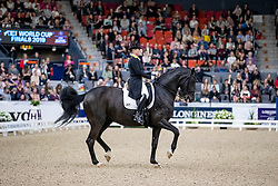 Werth Isabell, GER, Weihegold OLD<br /> LONGINES FEI World Cup™ Finals Gothenburg 2019<br /> © Hippo Foto - Stefan Lafrentz<br /> 06/04/2019