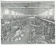 Production of cannon, Germany. From 'Das Buch der Erfindungen Gewerbe und Industrien', Leipzig, c1900.