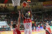 pallacanestro basket campionato 2016 2017 <br /> Varese openjobmetis Vs Pesaro :<br /> Eyenga Christian