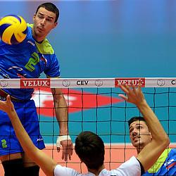 20130922: DEN, Volleyball - CEV Volleyball European Championship Men, Slovenia vs Netherlands