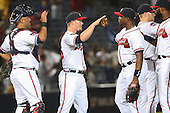 140808-MLB: Nationals at Braves