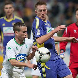 20121020: SLO, Football - PrvaLiga NZS, NK Maribor vs NK Olimpija Ljubljana