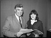 "1981 - Kathleen Ni Cheallaigh Awarded ""Skippers Ticket""  (N59)"