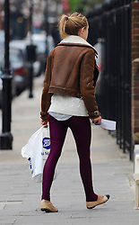 A make-up free Kimberley Garner out running errands in London, UK. 23/03/2016<br />BYLINE MUST READ : GOTCHAIMAGES.COM<br /><br />Copyright by © Gotcha Images Ltd. All rights reserved.<br />Usage of this image is conditional upon the acceptance <br />of Gotcha Images Ltd, terms and conditions available at<br />www.gotchaimages.com