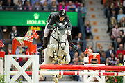 Kevin Staut - Silvana HDC<br /> Rolex FEI World Cup Final 2013<br /> &copy; DigiShots