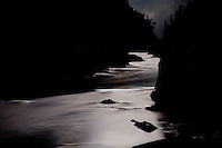 Scenic image of the wild and scenic Rogue River in southern Oregon.