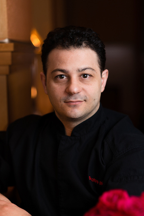 Pastry Chef, Salvatore Martoni, Portrait, Head Shot Portrait